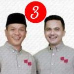 H.M.Dadang Supriatna,S.IP,.M.Si dan H.Sahrul Gunawan,SE