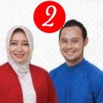 HJ.Yena Iskandar Masoem S.Si dan Atep