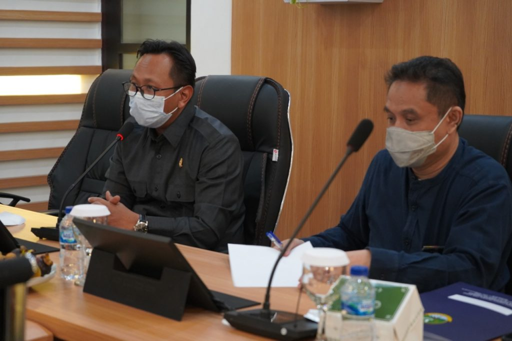 Komisi I DPRD Jabar